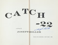 Books:Literature 1900-up, Joseph Heller. Catch-22. New York: Simon & Schuster,1961....