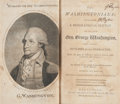 Books:Americana & American History, [George Washington]. The Washingtoniana: Containing aBiographical Sketch of the Late Gen. George Washington WithVariou...