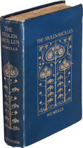 Books:Science Fiction & Fantasy, H. G. Wells. The Stolen Bacillus. And Other Incidents. London: Methuen & Co., 1895....