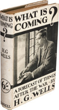 Books:World History, H. G. Wells. What Is Coming? A Forecast of Things Afterthe War. London: Cassell and Company, 1916....