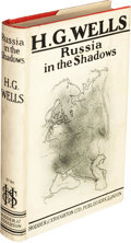 Books:World History, H. G. Wells. Russia in the Shadows. London: Hodder and Stoughton, [1920]....