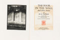 Books:Literature 1900-up, [Alvin Langdon Coburn]. H. G. Wells. LIMITED. The Door in theWall. And Other Stories. Illustrated with Photogra...
