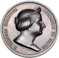 Brazil, Brazil: Theresa Christina Commemorative Medals Quartet,... (Total:4 coins)