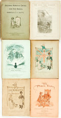 Books:Children's Books, [Children's] Juliana Horatia Ewing. Group of Six Books. Mostillustrated by either Randolph Caldecott or Gordon Browne. Lond...(Total: 6 Items)
