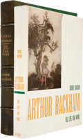 Books:Biography & Memoir, [Arthur Rackham, illustrator]. Derek Hudson. Arthur Rackham:His Life and Work. William Heinemann Ltd., [1960]....