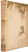 Books:Children's Books, Edmund Dulac, [illustrator] Mrs. Rodolph Stawell. My Days Withthe Fairies. London: Hodder and Stoughton, [1920]...