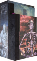 Books:Horror & Supernatural, [Stephen King]. George Beahm and Frank Darabont. KnowingDarkness: Artists Inspired By Stephen King.[La...