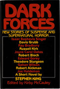 Books:Horror & Supernatural, [Stephen King]. SIGNED. Kirby McCauley, editor. Dark Forces:New Stories of Suspense and Supernatural Horror. Ne...