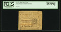 Colonial Notes:Pennsylvania, Pennsylvania March 25, 1775 6s PCGS Choice About New 55PPQ.. ...