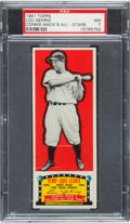 Baseball Cards:Singles (1950-1959), 1951 Topps Connie Mack All-Stars Lou Gehrig PSA NM 7 - Pop One, OneHigher! ...
