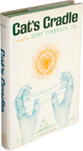 Books:Literature 1900-up, Kurt Vonnegut, Jr. Cat's Cradle. New York: Holt, Rinehartand Winston, [1963]....