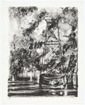 Books:Fine Press & Book Arts, [Associated American Artists]. Richard Florsheim. SIGNED/LIMITED.Illuminations: A Suite of 12 Original Lithographs...