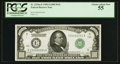 Fr. 2210-E $1,000 1928 Federal Reserve Note. PCGS Choice About New 55