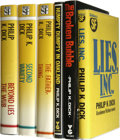 Books:Fiction, Philip K. Dick: Six Book Lot of UK Editions.. ... (Total: 6 Items)