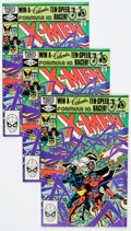 Modern Age (1980-Present):Superhero, X-Men #154 Group (Marvel, 1982) Condition: Average NM.... (Total:27 Comic Books)
