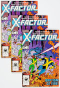 Modern Age (1980-Present):Superhero, X-Factor #1 Group (Marvel, 1986) Condition: Average NM-.... (Total:19 Comic Books)