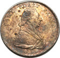German States:Rhenish Confederation, German States: Rhenish Confederation. Carl von Dahlberg Taler1808-BH MS63 NGC,...