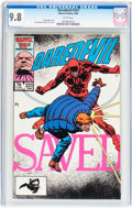 Modern Age (1980-Present):Superhero, Daredevil #231 (Marvel, 1986) CGC NM/MT 9.8 White pages....