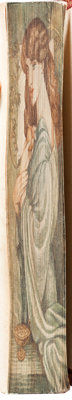 [Fore-Edge Paintings]. Alfred Tennyson. Idylls of the King. A New Edition. London: Edward Moxon