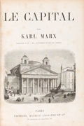 Books:Philosophy, Karl Marx. Le Capital. Paris: Éditeurs, Maurice Lachatre etCie, [1875]....