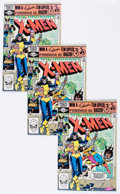 Modern Age (1980-Present):Superhero, X-Men #153 Group (Marvel, 1982) Condition: Average NM.... (Total:22 Comic Books)