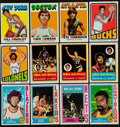 Basketball Cards:Lots, 1969 - 1974 Topps Basketball Collection With Stars and HoFers(264).. ...