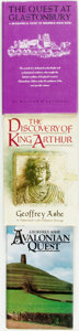 Books:Social Sciences, [King Arthur]. Group of Three Books... (Total: 3 Items)