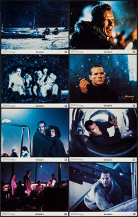 """Die Hard 2 (20th Century Fox, 1990). Lobby Card Set of 8 (11"""" X 14""""). Action. ... (Total: 8 Items)"""