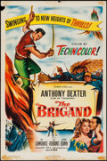 """Movie Posters:Adventure, The Brigand (Columbia, 1952). One Sheet (27"""" X 41""""). Adventure....."""