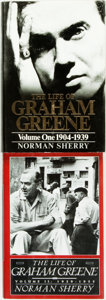 Books:Biography & Memoir, [Norman Sherry]. Group of Two Books... (Total: 2 Items)