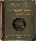 Books:Art & Architecture, Proofs from Scribner's Monthly and St. Nicholas. A Portfolio of Proof Impressions....