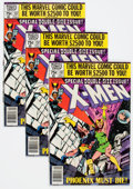 Modern Age (1980-Present):Superhero, X-Men #137 Group (Marvel, 1980) Condition: Average FN/VF....(Total: 8 Comic Books)