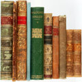 Books:Natural History Books & Prints, [Angling]. Ten Eighteenth- and Nineteenth-Century Angling Books.... (Total: 10 Items)