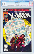 Modern Age (1980-Present):Superhero, X-Men #141 (Marvel, 1981) CGC NM 9.4 White pages....