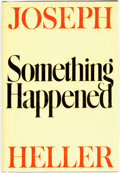 Books:First Editions, Joseph Heller. Something Happened....