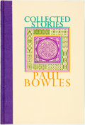 Books:Early Printing, Paul Bowles. Collected Stories 1939-1976....