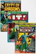 Bronze Age (1970-1979):Horror, Crypt of Shadows/Supernatural Thrillers Group (Marvel, 1972-74)....(Total: 23 Comic Books)
