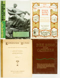 Books:Music & Sheet Music, [Folk Song Reference]. Group of Four Books... (Total: 4 Items)
