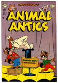 "Golden Age (1938-1955):Funny Animal, Movietown's Animal Antics #37 Davis Crippen (""D"" Copy) pedigree(DC, 1952) Condition: VF/NM...."