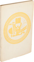 Books:Literature 1900-up, H. G. Wells. LIMITED. Treasure in the Forest. [New York:Press of the Wooly Whale, 1936]....