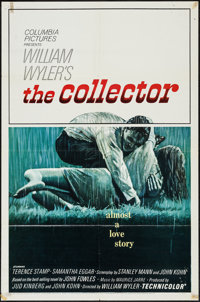 "The Collector (Columbia, 1965). One Sheet (27"" X 41""). Thriller"