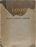 Books:Photography, [Photography] Alvin Langdon Coburn. London. With anintroduction by Hilaire Belloc. London: Duckworth & Co.,[1909]....