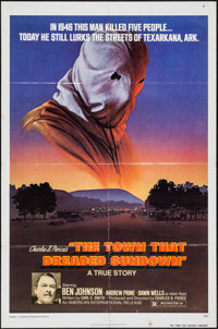 "The Town That Dreaded Sundown & Others Lot (American International, 1977). One Sheets (6) (27"" X 41"")..."