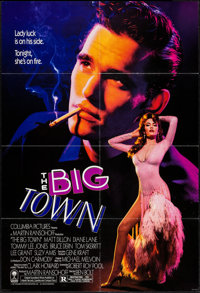 "The Big Town & Others Lot (Columbia, 1987). One Sheets (16) (approx. 27"" X 41""). Drama. ... (Total: 16 Ite..."