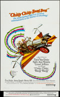 "Movie Posters:Fantasy, Chitty Chitty Bang Bang (United Artists, 1969). One Sheet (27"" X 41"") Style A. Fantasy.. ..."