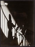"Movie Posters:Thriller, Dorothy McGuire in The Spiral Staircase (RKO, 1945). Photo (10"" X 13.5""). Thriller.. ..."