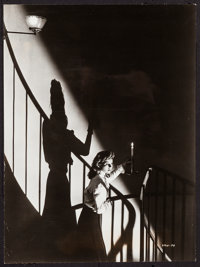 """Dorothy McGuire in The Spiral Staircase (RKO, 1945). Photo (10"""" X 13.5""""). Thriller"""
