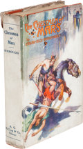 Books:Fiction, Edgar Rice Burroughs. The Chessmen of Mars. Chicago: A. C.McClurg & Co., 1922. First edition. Presentation copy, ...
