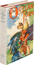 Books:Fiction, Edgar Rice Burroughs. The Outlaw of Torn. Chicago: A. C.McClurg & Co., 1927. First edition. Octavo. [vi], 298 pages...