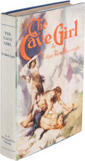 Books:Fiction, Edgar Rice Burroughs. The Cave Girl. Chicago: A. C. McClurg& Co., 1925. First edition. Octavo. [viii], 323, [1, bla...
